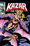 Ka-Zar the Savage #28