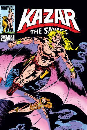 Ka-Zar (1981) #28