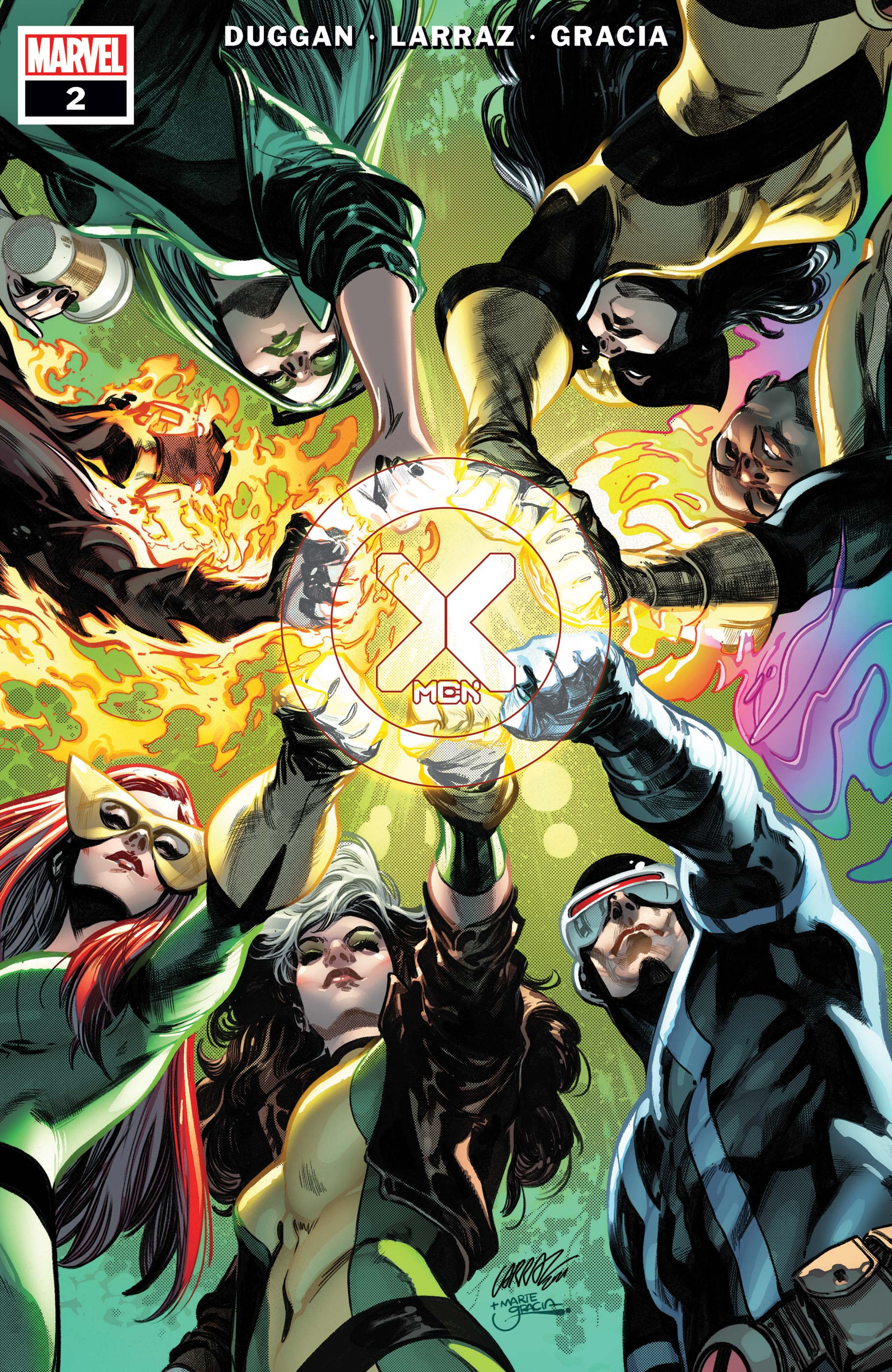 X-Men (2021) #2