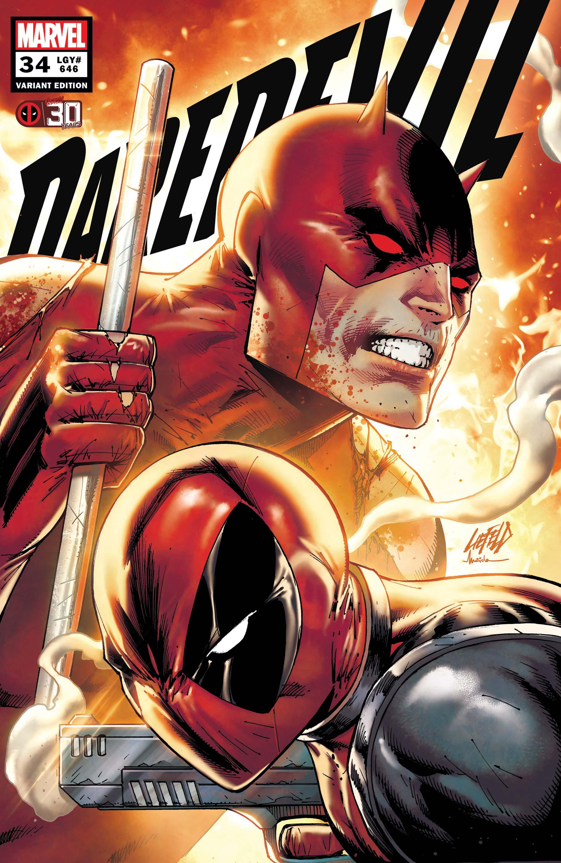 Daredevil (2019) #34 (Variant)