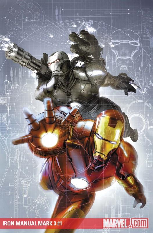 Iron Manual Mark 3 (2010) #1
