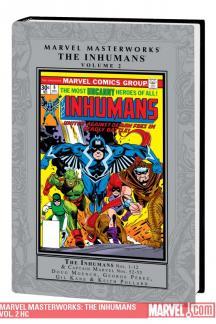 Marvel Masterworks: The Inhumans Vol. 2 (Hardcover)
