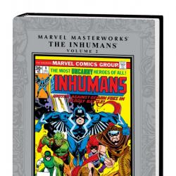 Marvel Masterworks: The Inhumans Vol. 2