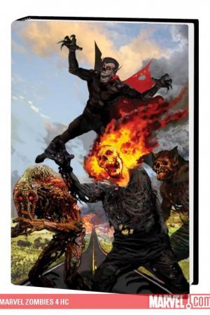 Marvel Zombies 4 (2009 - Present)