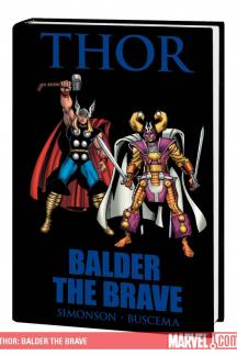 Thor: Balder the Brave (Hardcover)