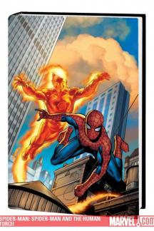 Spider-Man and the Human Torch (Hardcover)