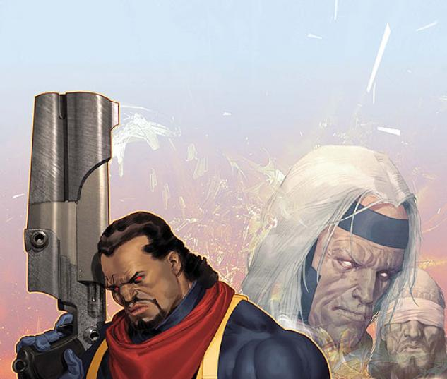X-MEN: THE LIVES AND TIMES OF LUCAS BISHOP #2