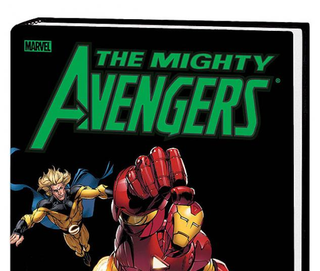 MIGHTY AVENGERS ASSEMBLE HC  #0