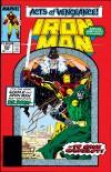 Iron Man #250
