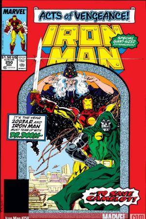Iron Man (1968) #250