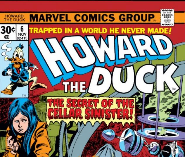 Howard the Duck #6