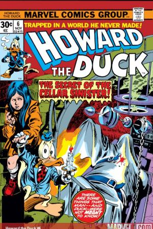 Howard the Duck (1976) #6