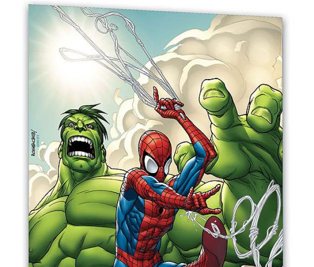 MARVEL ADVENTURES SPIDER-MAN, HULK & IRON MAN: TRIPLE THREAT #0