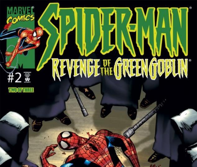 Spider-Man: Revenge of the Green Goblin #2