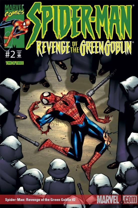 Spider-Man: Revenge of the Green Goblin (2000) #2
