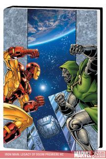 Iron Man: Legacy of Doom Premiere (Hardcover)