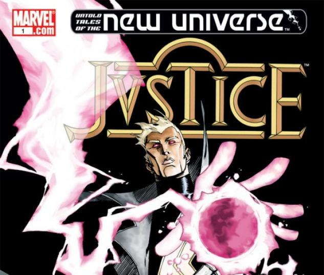 UNTOLD TALES OF THE NEW UNIVERSE #1
