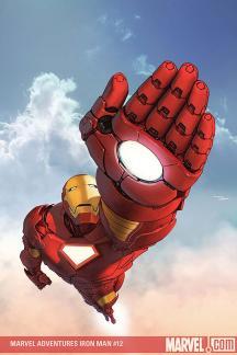 Marvel Adventures Iron Man #12
