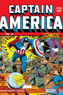 Captain America Comics (1941) #2