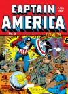 CAPTAIN AMERICA COMICS #2 COVER