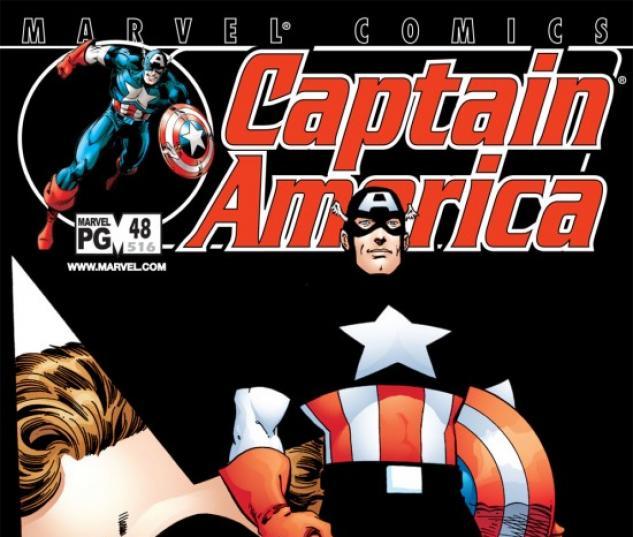 CAPTAIN AMERICA #48