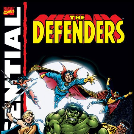 ESSENTIAL DEFENDERS VOL. 3 #0