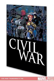 Civil War: Thunderbolts (Trade Paperback)