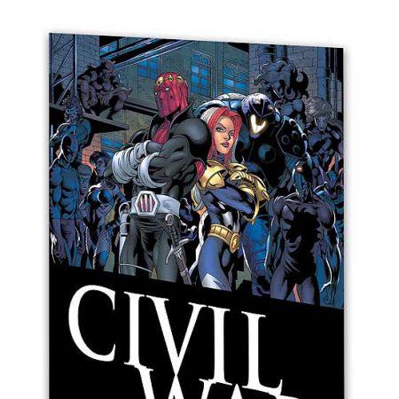 CIVIL WAR: THUNDERBOLTS COVER