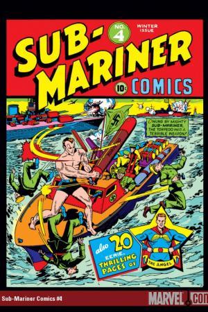 Sub-Mariner Comics #4