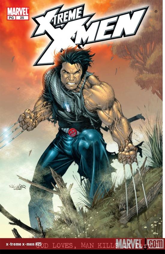 X-Treme X-Men Vol. 5: God Loves, Man Kills (Trade Paperback)