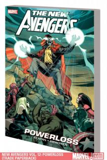 New Avengers Vol. 12: Powerloss (Trade Paperback)