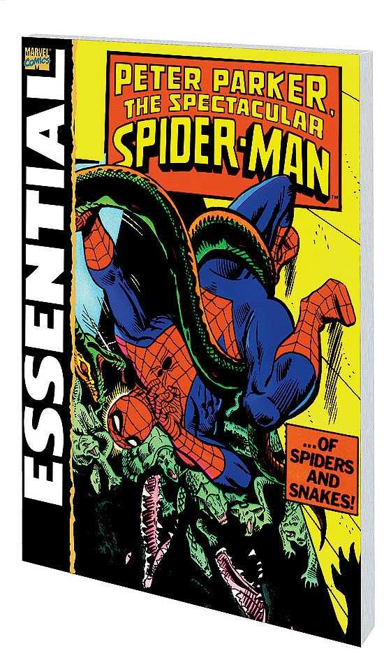 Essential Peter Parker, the Spectacular Spider-Man Vol. 2 (Trade Paperback)