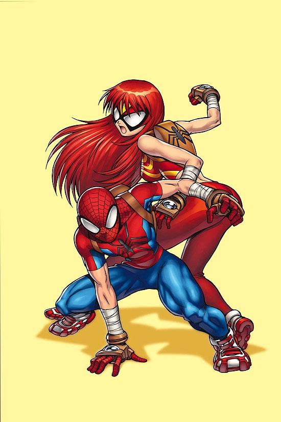 New Mangaverse (2006) #1