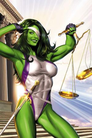 She-Hulk Vol. 3: Time Trials (2006)
