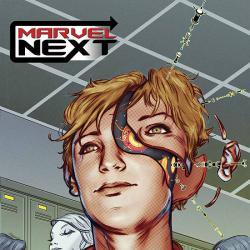 MACHINE TEEN (1988) #1 COVER