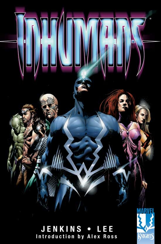 Inhumans Vol. I (Trade Paperback)