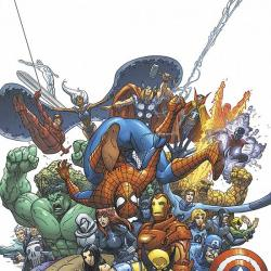 MARVEL TEAM-UP (1999) #1 COVER