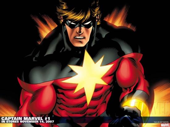 Captain Marvel (1968) #1 Wallpaper
