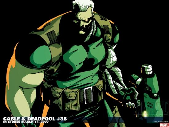 Cable & Deadpool #38
