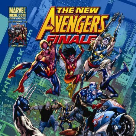 New Avengers Finale (2010)