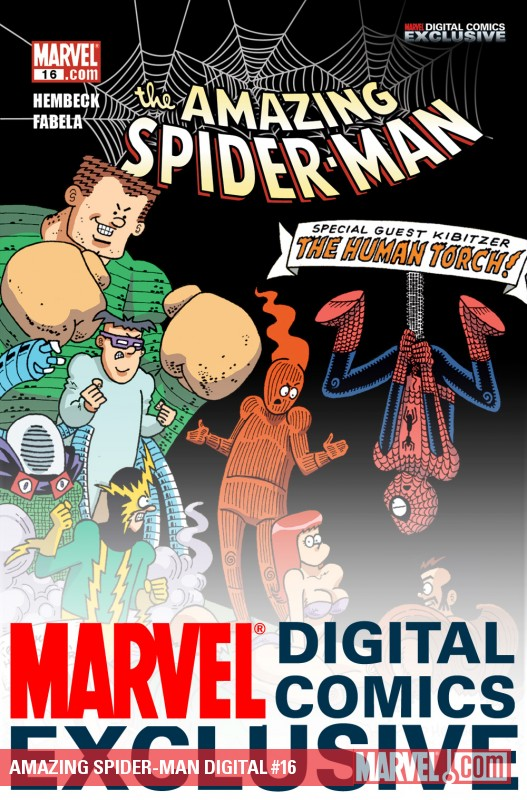 Amazing Spider-Man Digital (2009) #16
