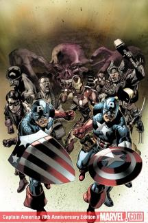 Captain America 70th Anniversary Edition #1