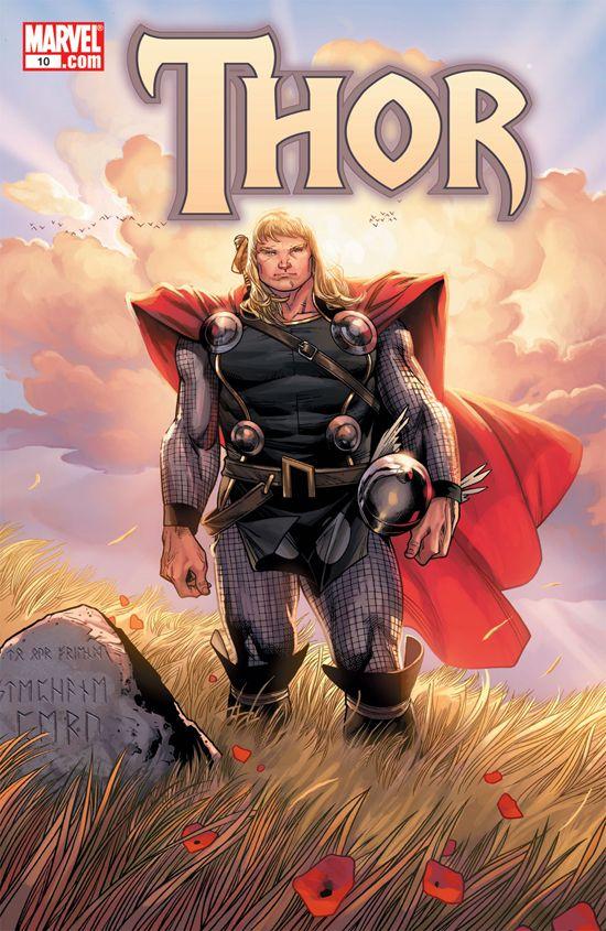 Thor (2007) #10