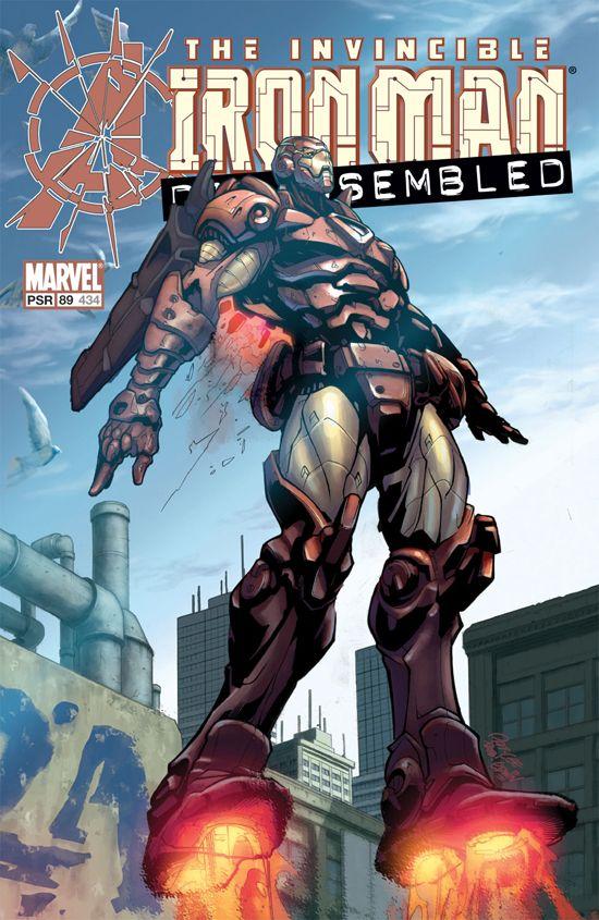 Iron Man (1998) #89