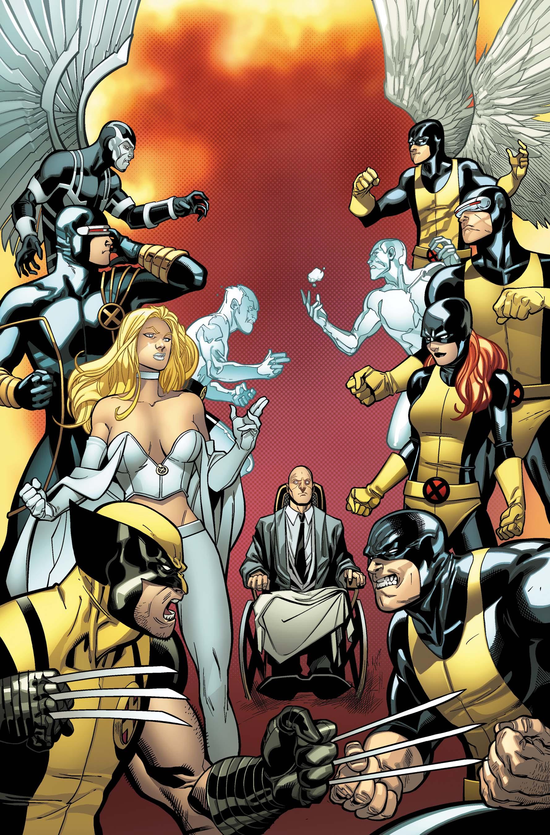 X-Men Giant-Size (2011) #1 (Medina Variant)
