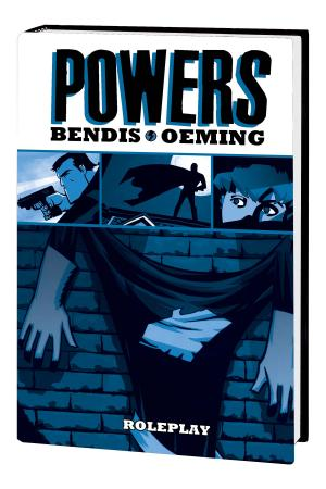 Powers: Roleplay (Hardcover)
