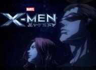 X-Men anime series wallpaper #8