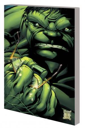 Incredible Hulks: Planet Savage (Trade Paperback)