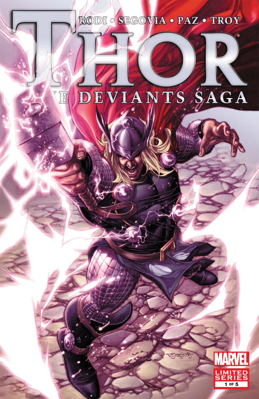 Thor: The Deviants Saga (2011) #1