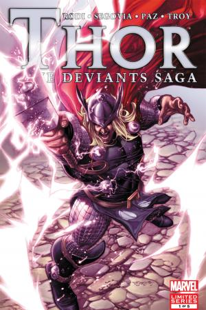 Thor: The Deviants Saga #1